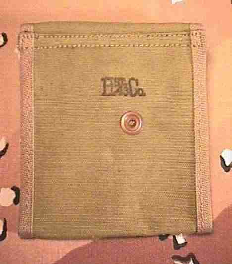 M1 Carbine Mag Pouch - back
